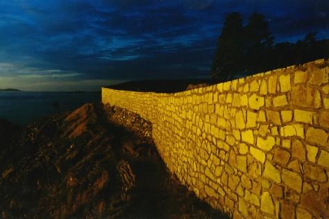 Goldene Mauer Bretagne