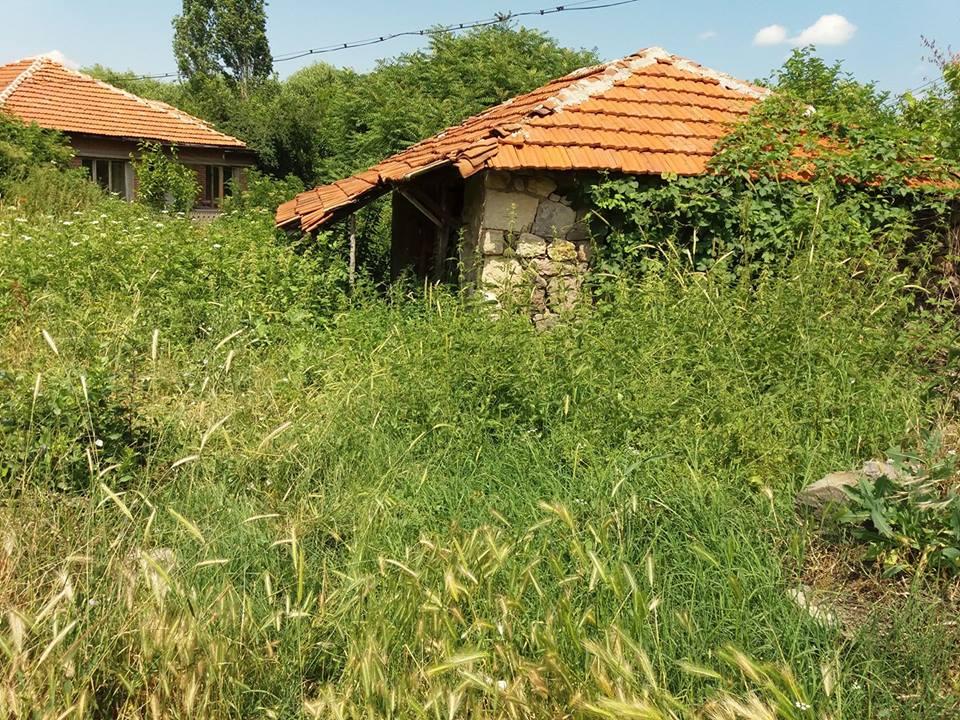 Dorf im Zerfall, Bulgarien 2017