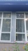 Fensterfront Halle